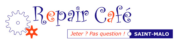 Repair Café de Saint-Malo - Jeter ? Pas question !